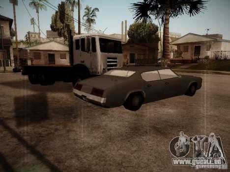 Impaler 1987 San Andreas Stories für GTA San Andreas zurück linke Ansicht