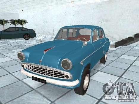 Moskvich 403 für GTA San Andreas
