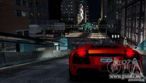 ENB Rage of Reality v 4.0 pour GTA 4 neuvième écran