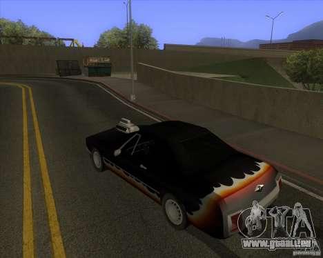 HD Diablo pour GTA San Andreas vue de droite