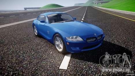 BMW Z4 Coupe v1.0 pour GTA 4