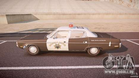 AMC Matador CHP [ELS] für GTA 4 linke Ansicht