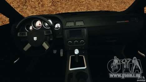 Dodge Rampage Challenger 2011 v1.0 pour GTA 4 est un droit