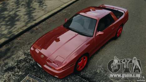 Toyota Supra 3.0 Turbo MK3 1992 v1.0 [EPM] pour GTA 4 Salon