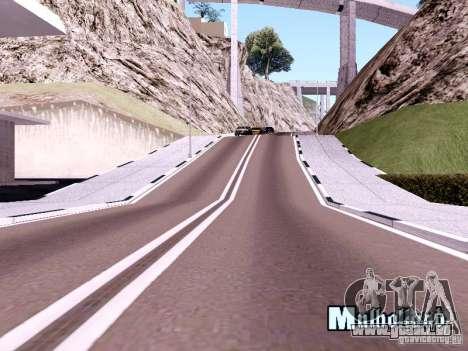 New Roads pour GTA San Andreas sixième écran