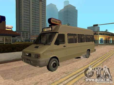 Iveco Turbo Daily pour GTA San Andreas