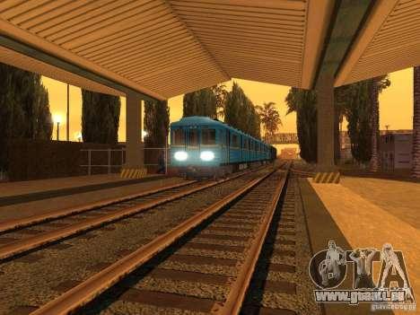 Unity Station für GTA San Andreas her Screenshot