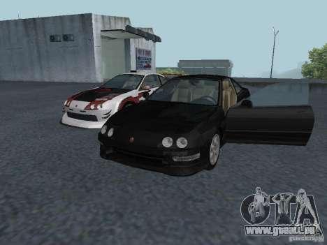 Acura Integra Type-R für GTA San Andreas linke Ansicht