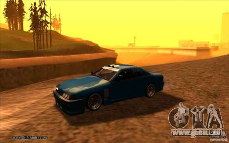 ENBSeries by MEdved für GTA San Andreas