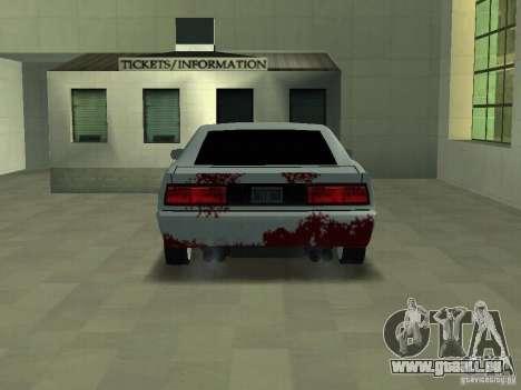 Blut an Maschinen für GTA San Andreas zweiten Screenshot