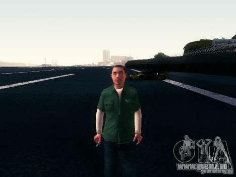 Race Ped Pack für GTA San Andreas dritten Screenshot