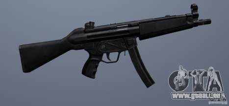 MP5 für GTA San Andreas her Screenshot