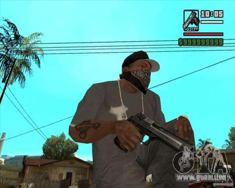 Millenias Weapon Pack für GTA San Andreas siebten Screenshot