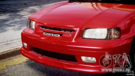 Toyota Sprinter Carib BZ-Touring 1999 [Beta] pour le moteur de GTA 4