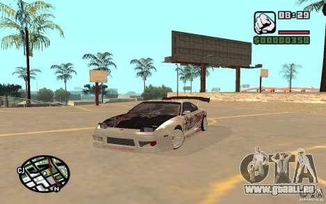 Nissan 150SX für GTA San Andreas
