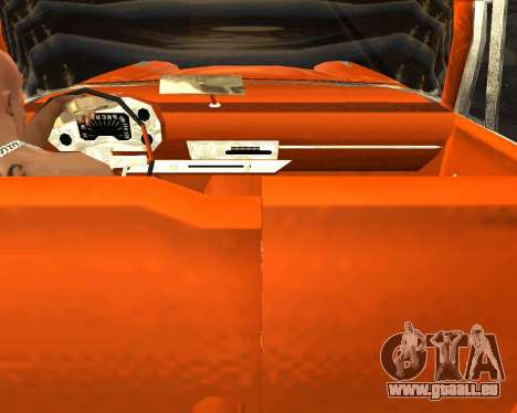 Plymouth Belvedere pour GTA San Andreas vue de droite