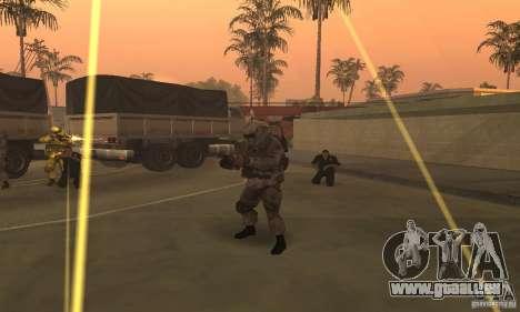 Soldaten aus der CoD MW für GTA San Andreas her Screenshot