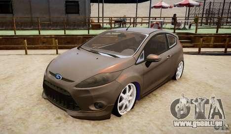 Ford Fiesta 2012 für GTA 4