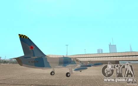 L-39 Albatross für GTA San Andreas rechten Ansicht