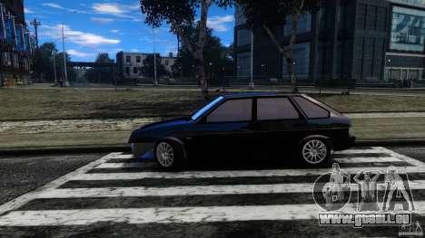 VAZ 2109 Drift Turbo für GTA 4 linke Ansicht