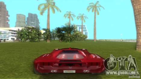 Neural für GTA Vice City linke Ansicht