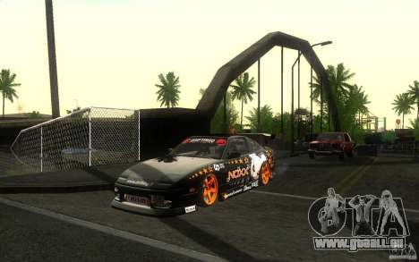 Nissan Silvia RPS13 Noxx für GTA San Andreas