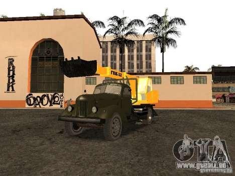 ZIL 157 GVC-32 für GTA San Andreas