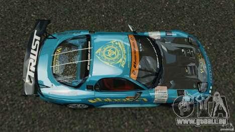 Mazda RX-7 RE-Amemiya v2 für GTA 4 rechte Ansicht