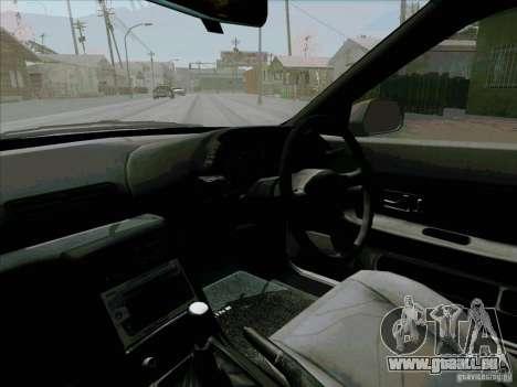 Nissan Skyline GTS-T für GTA San Andreas Seitenansicht