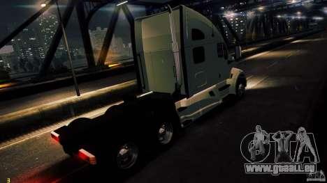 Kenworth T700 2010 Final pour GTA 4 est une gauche
