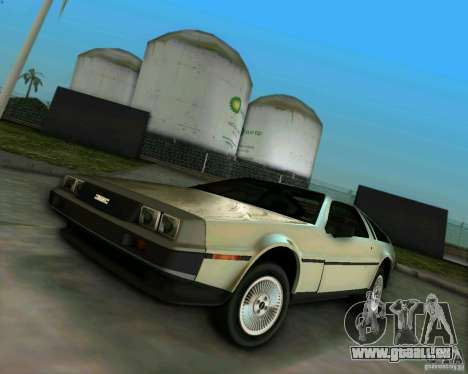 DeLorean DMC-12 V8 für GTA Vice City