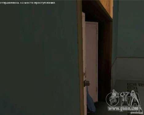 Vue TV pour GTA San Andreas troisième écran