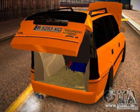 Opel Astra GSI Caravan für GTA San Andreas Seitenansicht