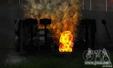Neue Texturen für auto für GTA San Andreas her Screenshot