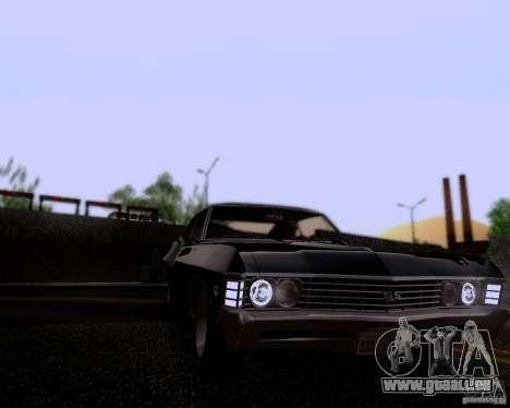 Super Natural ENBSeries für GTA San Andreas