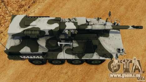 Stryker M1128 Mobile Gun System v1.0 pour GTA 4 est un droit