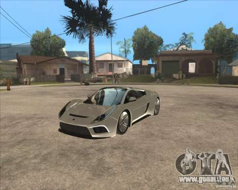 Saleen S5S Raptor pour GTA San Andreas