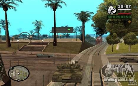 Hydra, Panzer mod für GTA San Andreas zweiten Screenshot