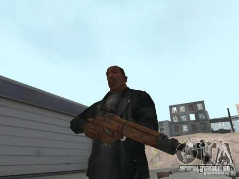 Springfield M1903 für GTA San Andreas dritten Screenshot