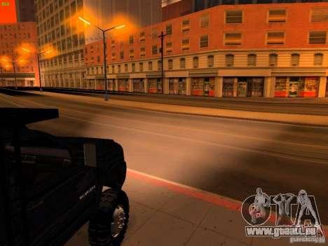 Chevrolet Silverado HD 3500 2012 für GTA San Andreas Motor