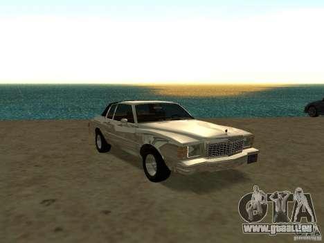 GFX Mod pour GTA San Andreas troisième écran