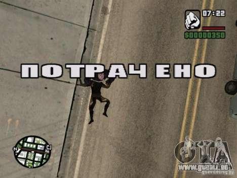 Zombe from Gothic für GTA San Andreas achten Screenshot