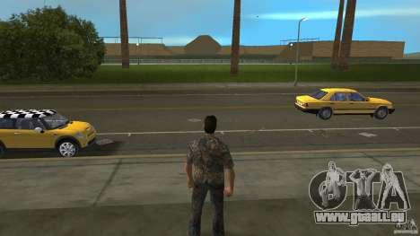 Bundeswehr Skin für GTA Vice City zweiten Screenshot