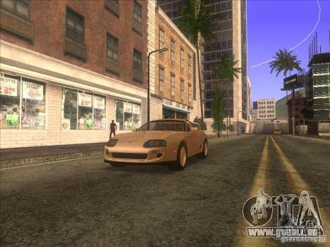 0,075 ENBSeries für schwache PC für GTA San Andreas