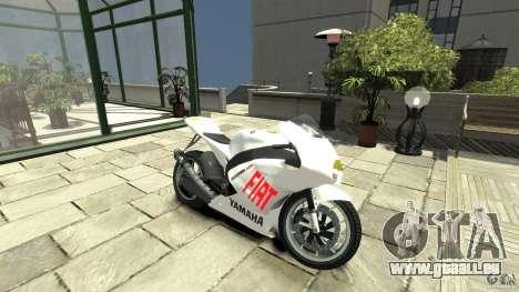 Yamaha YZR M1 MotoGP 2009 pour GTA 4