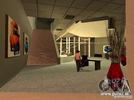 Gaz pour GTA San Andreas troisième écran