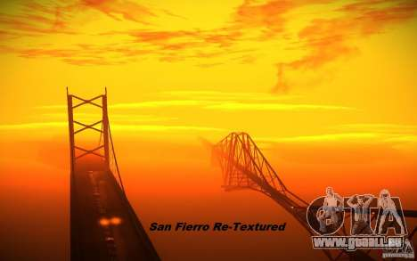 San Fierro Re-Textured pour GTA San Andreas