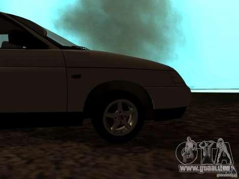 VAZ-21103 für GTA San Andreas Rückansicht
