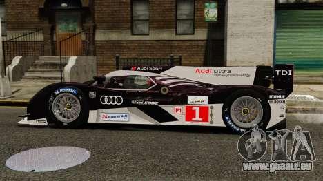 Audi R18 TDI v2.0 für GTA 4 linke Ansicht