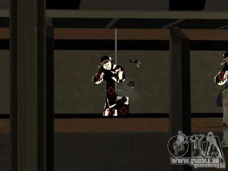 Das neue Ziel für GTA San Andreas dritten Screenshot